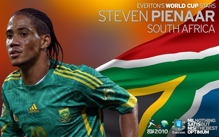 World Cup Blues-Steven Pienaar Wallpaper Views:5685