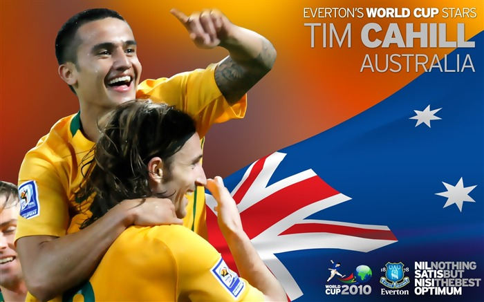 World Cup Blues-Tim Cahill Wallpaper Views:5198