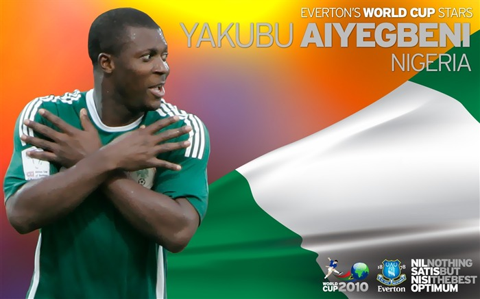 World Cup Blues-Yakubu wallpaper Views:3877