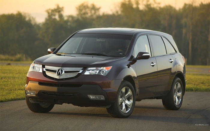 Acura MDX wallpaper Views:6425