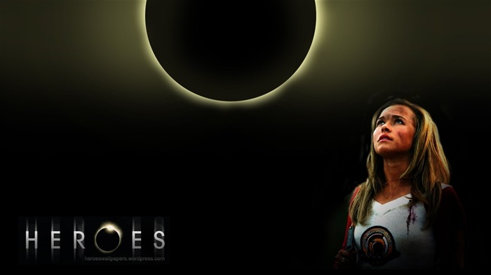 American TV series-Heroes HD Wallpaper-Second Series-Claire Bennet Views:2842