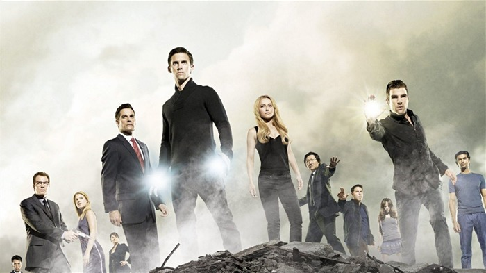 American TV series-Heroes HD Wallpaper-Second Series Views:11104