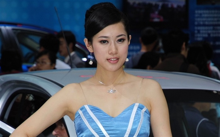 Beijing International Auto Show car models by luo wengang 01 Views:8003