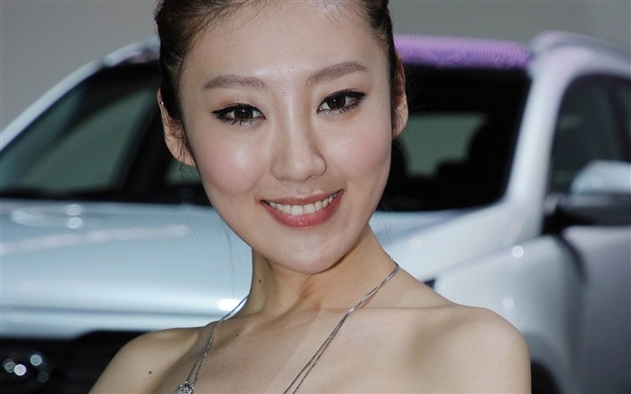 Beijing International Auto Show car models by luo wengang 05 Views:6758