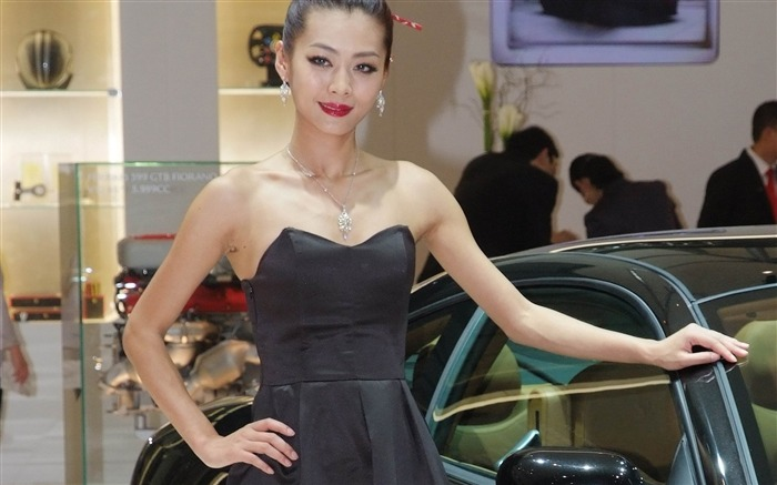 Beijing International Auto Show car models by luo wengang 06 Views:6357