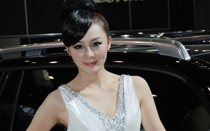 Beijing International Auto Show car models by luo wengang 07 Views:6117