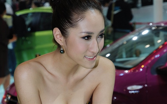Beijing International Auto Show car models by luo wengang 08 Views:13054