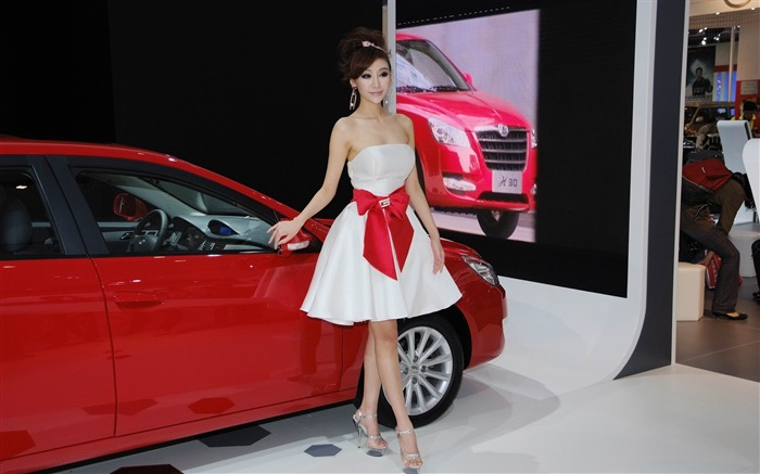 Beijing International Auto Show car models by luo wengang 09 Views:9177