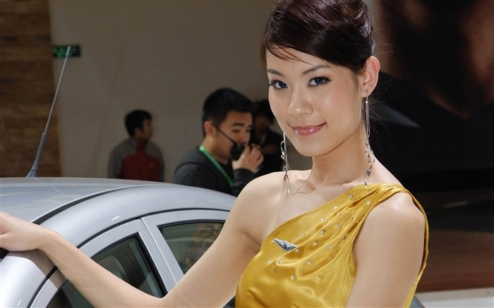 Beijing International Auto Show car models by luo wengang 16 Views:5565