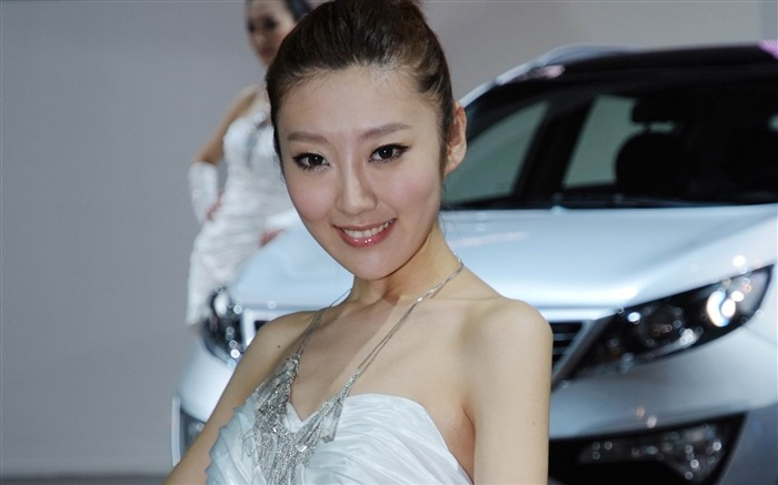 Beijing International Auto Show car models by luo wengang 20 Views:4504