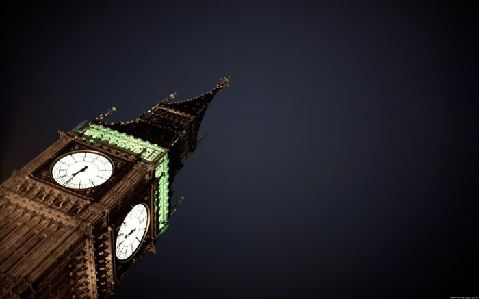 Big Ben in London-Alternative Landscape Photography Views:9160