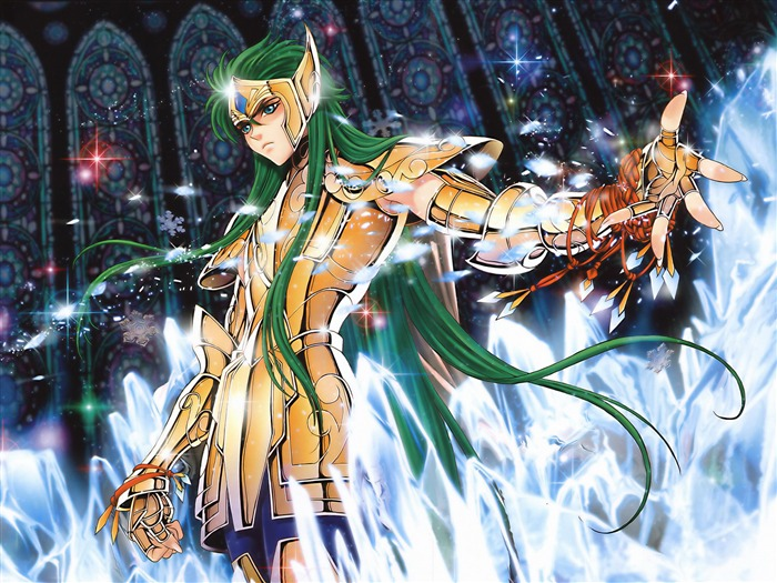 Cartoon Classics - Saint Seiya wallpaper Views:26574