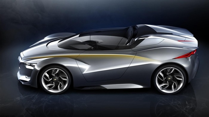 Chevrolet Mi-ray Roadster Concept A Views:5500