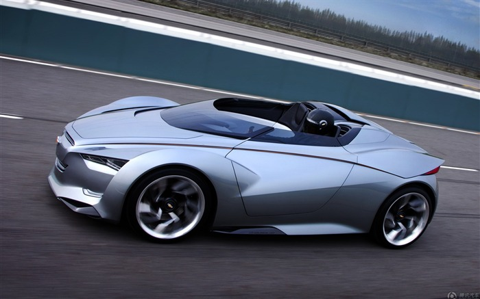 Chevrolet Mi-ray Roadster Concept D Views:6786