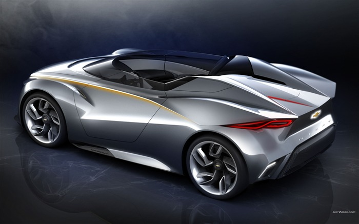 Chevrolet Mi-ray Roadster Concept E Views:7186