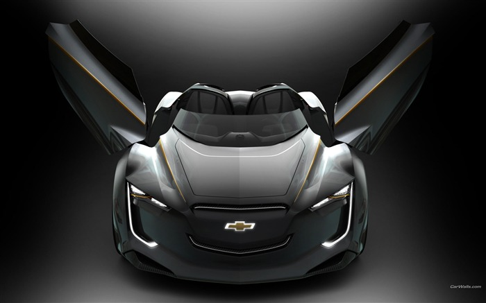 Chevrolet Mi-ray Roadster Concept Views:6596