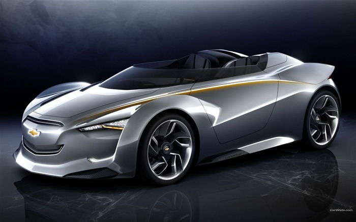 Chevrolet Mi-ray Roadster Concept Views:8002