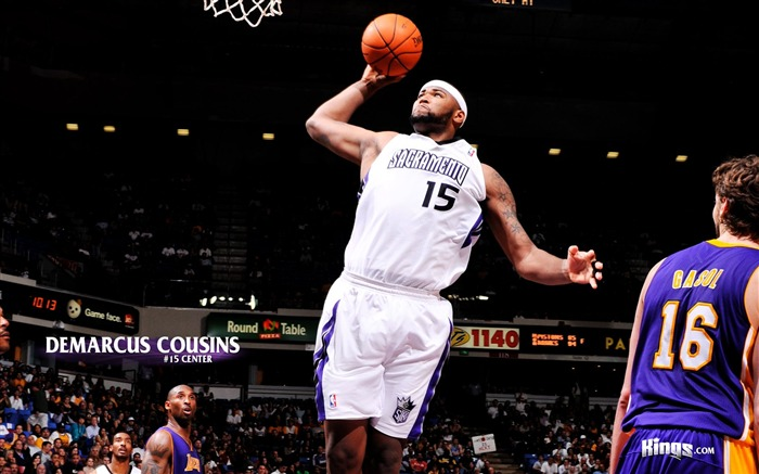 DeMarcus Cousins wallpaper Views:9101