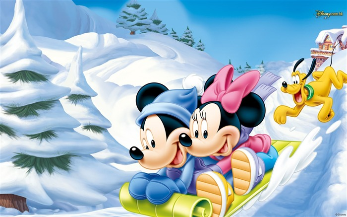 Disney cartoon-Mickey-Mickey Mouse Wallpaper Views:22124