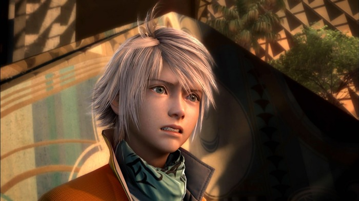 Final Fantasy XIII Game HD Wallpaper Views:16277