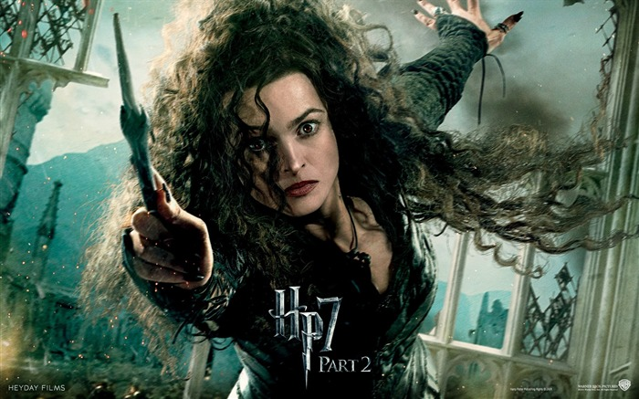 Harry Potter 7 - Bellatrix Black Wallpaper Views:32111