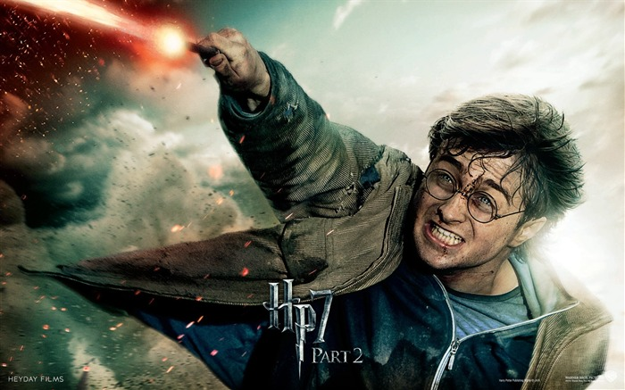 Harry Potter 7 - Harry Potter Wallpaper Views:17629