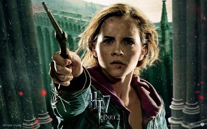 Harry Potter 7 - Hermione - Granger Wallpaper Views:49009
