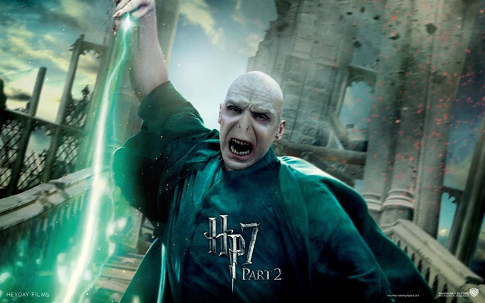 Harry Potter 7 - Voldemort Wallpaper Views:65308