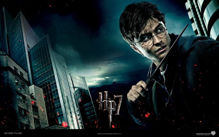 Harry Potter and the Deathly Hallows HD movie wallpaper 02 Views:12095
