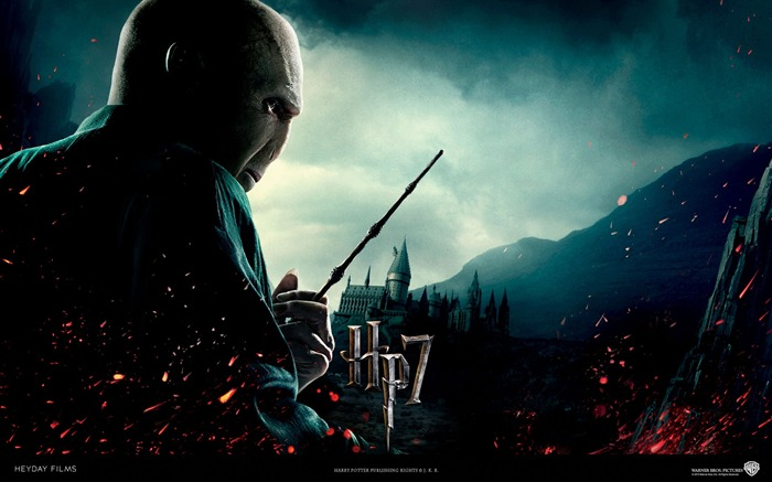 Harry Potter and the Deathly Hallows HD movie wallpaper 04 Views:5608