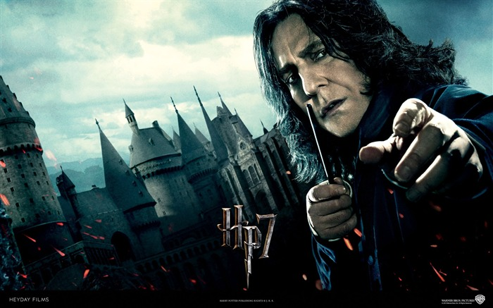 Harry Potter and the Deathly Hallows HD movie wallpaper 05 Views:12416