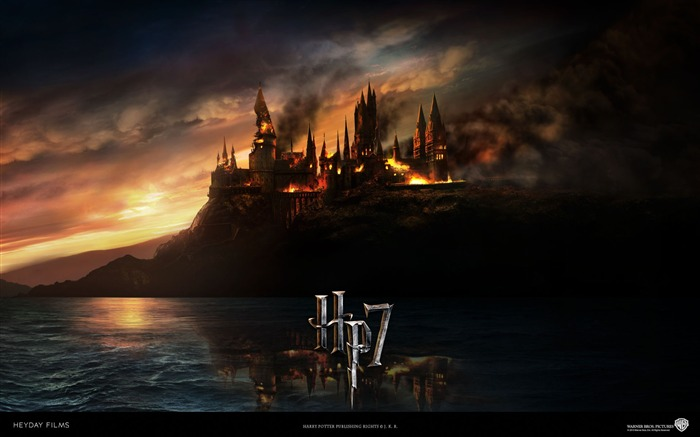 Harry Potter and the Deathly Hallows HD movie wallpaper Views:12870