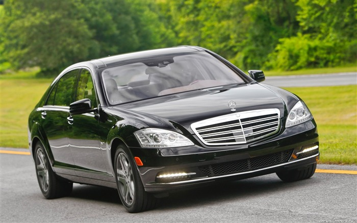 Mercedes-Benz S600-2010 wallpaper 02 Views:5548