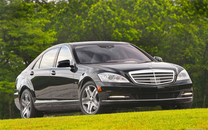 Mercedes-Benz S600-2010 wallpaper 03 Views:5415