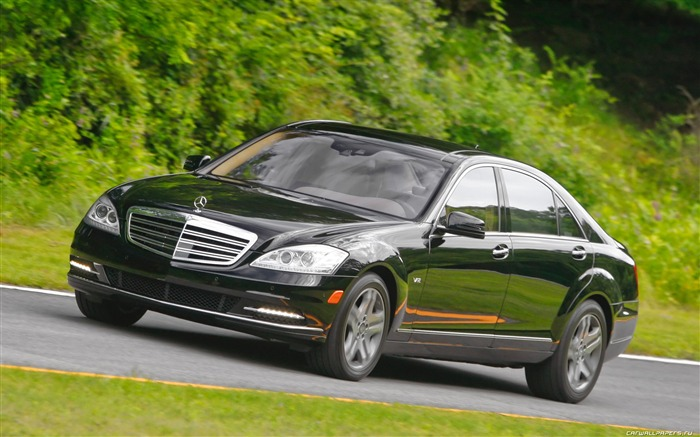Mercedes-Benz S600-2010 wallpaper 04 Views:6318