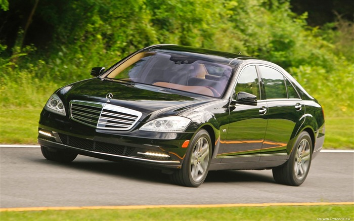 Mercedes-Benz S600-2010 wallpaper 05 Views:7331