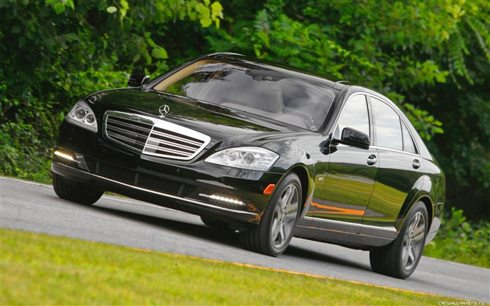 Mercedes-Benz S600-2010 wallpaper 06 Views:5030