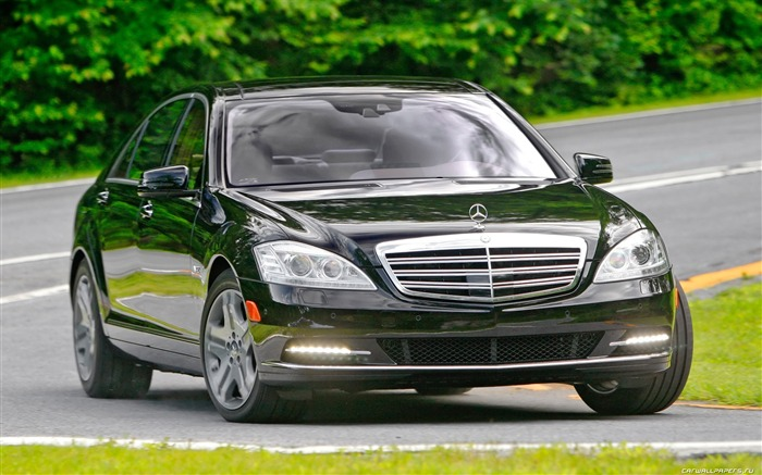 Mercedes-Benz S600-2010 wallpaper 10 Views:5605
