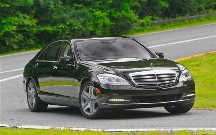 Mercedes-Benz S600-2010 wallpaper 11 Views:6806