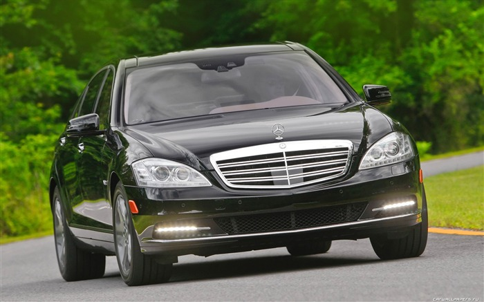 Mercedes-Benz S600-2010 wallpaper 12 Views:5843