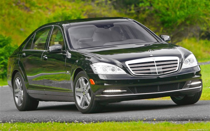 Mercedes-Benz S600-2010 wallpaper 13 Views:5577