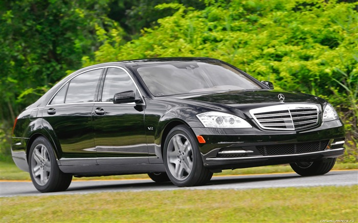 Mercedes-Benz S600-2010 wallpaper 14 Views:6538
