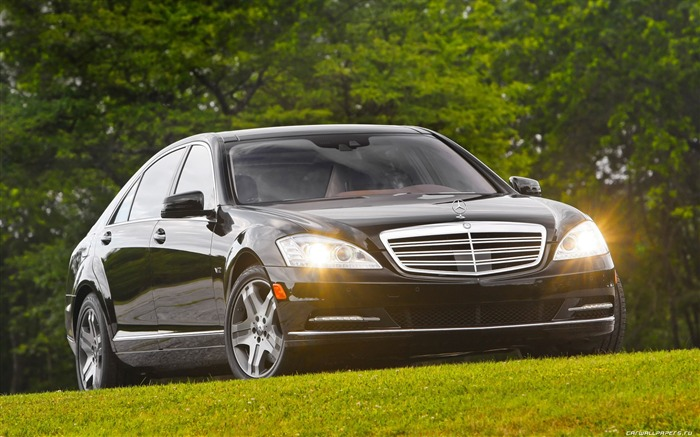 Mercedes-Benz S600-2010 wallpaper 17 Views:5007