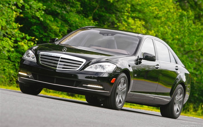 Mercedes-Benz S600-2010 wallpaper 18 Views:4024