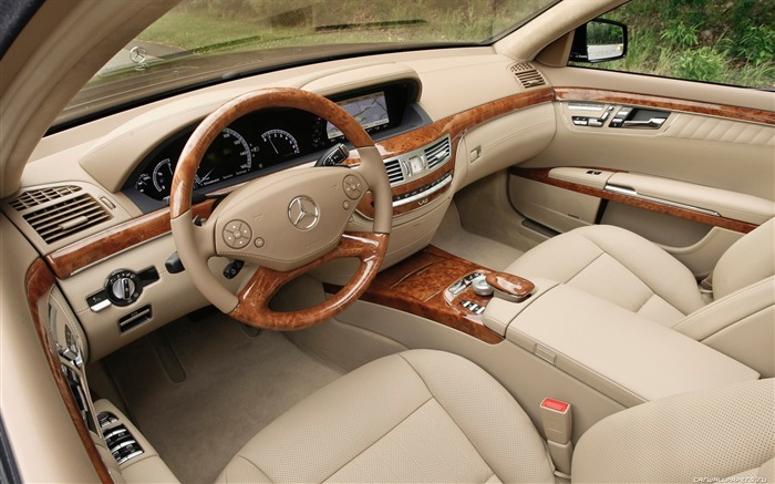 Mercedes-Benz S600-2010 wallpaper 26 Views:4341