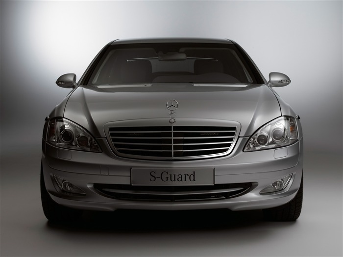 Mercedes-Benz S600 - 2010 wallpaper Views:8423