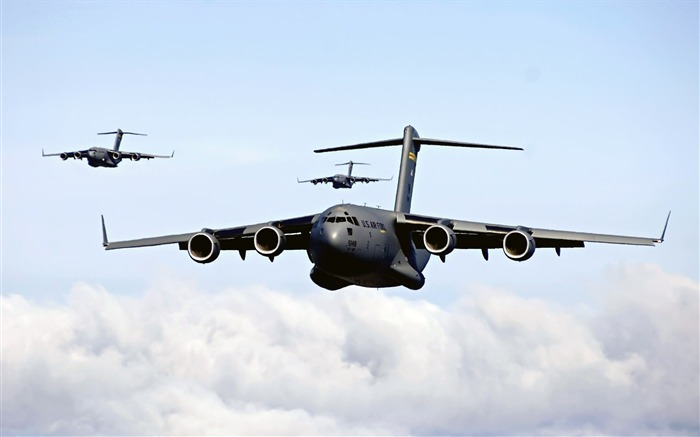 Military aircraft - HD Wallpaper-Second Series Views:11628
