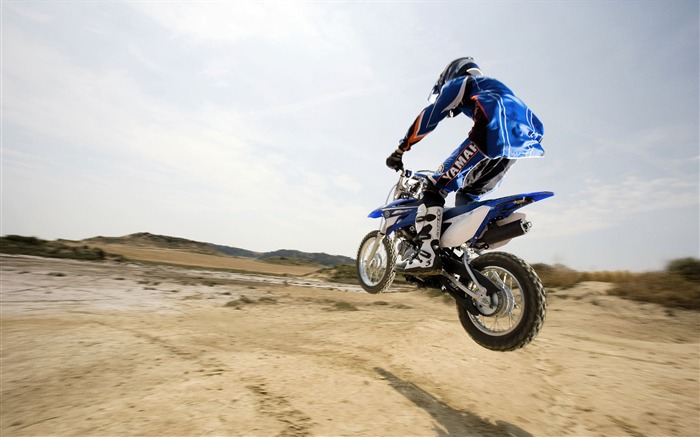 Motocross - Extreme sports wallpaper Views:14401