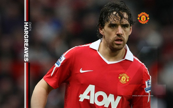 Premiership-Manchester United star wallpaper 2010-11 season Views:14970