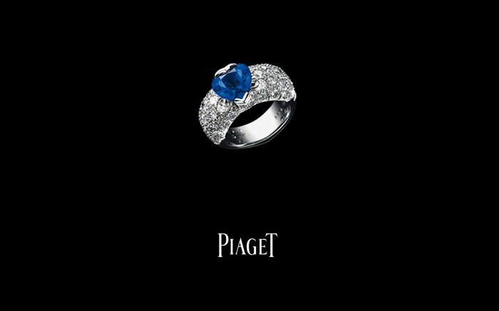 Piaget diamond jewelry ring wallpaper- first series Views:8707